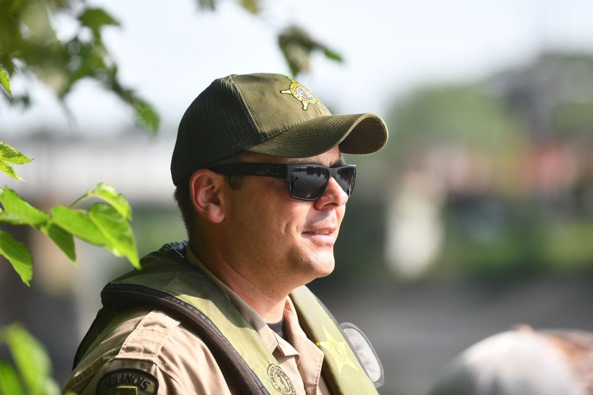 Illinois Conservation Officer of the Year: John Farber