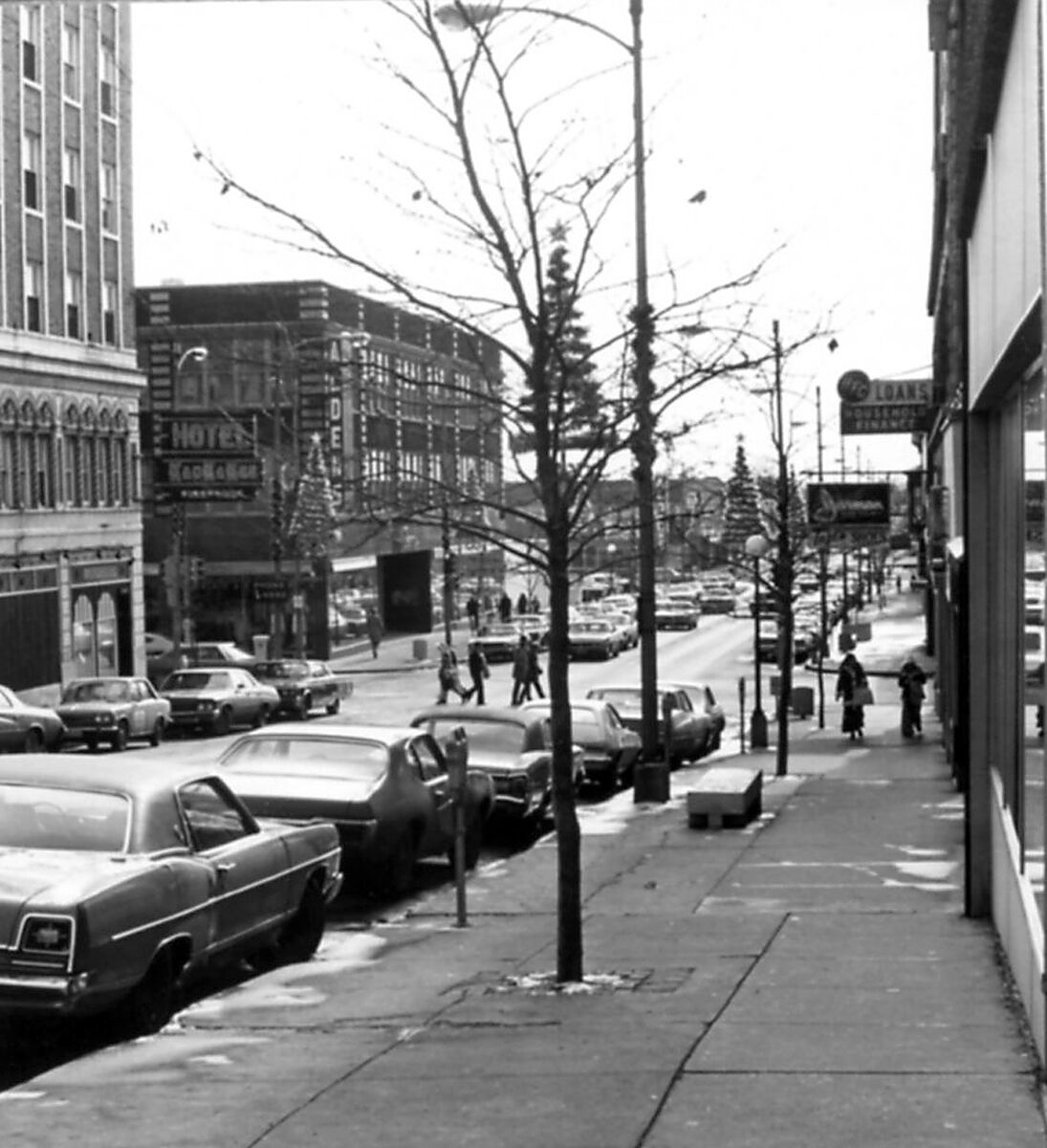 Klasey When Black Friday Was Merely Gray Local News Daily Journal Com