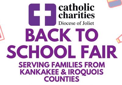 Catholic Charities' of Kankakee/Iroquois County Back to School Fair