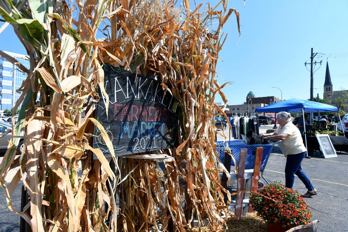 Kankakee Farmers' Market fall 2021