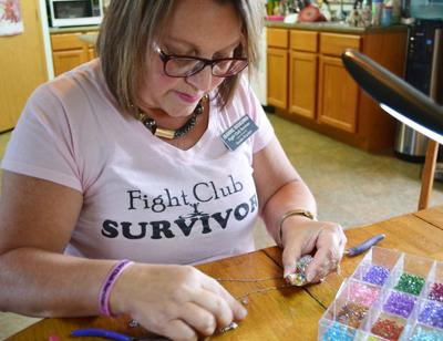 Two-time breast cancer survivor pays it forward