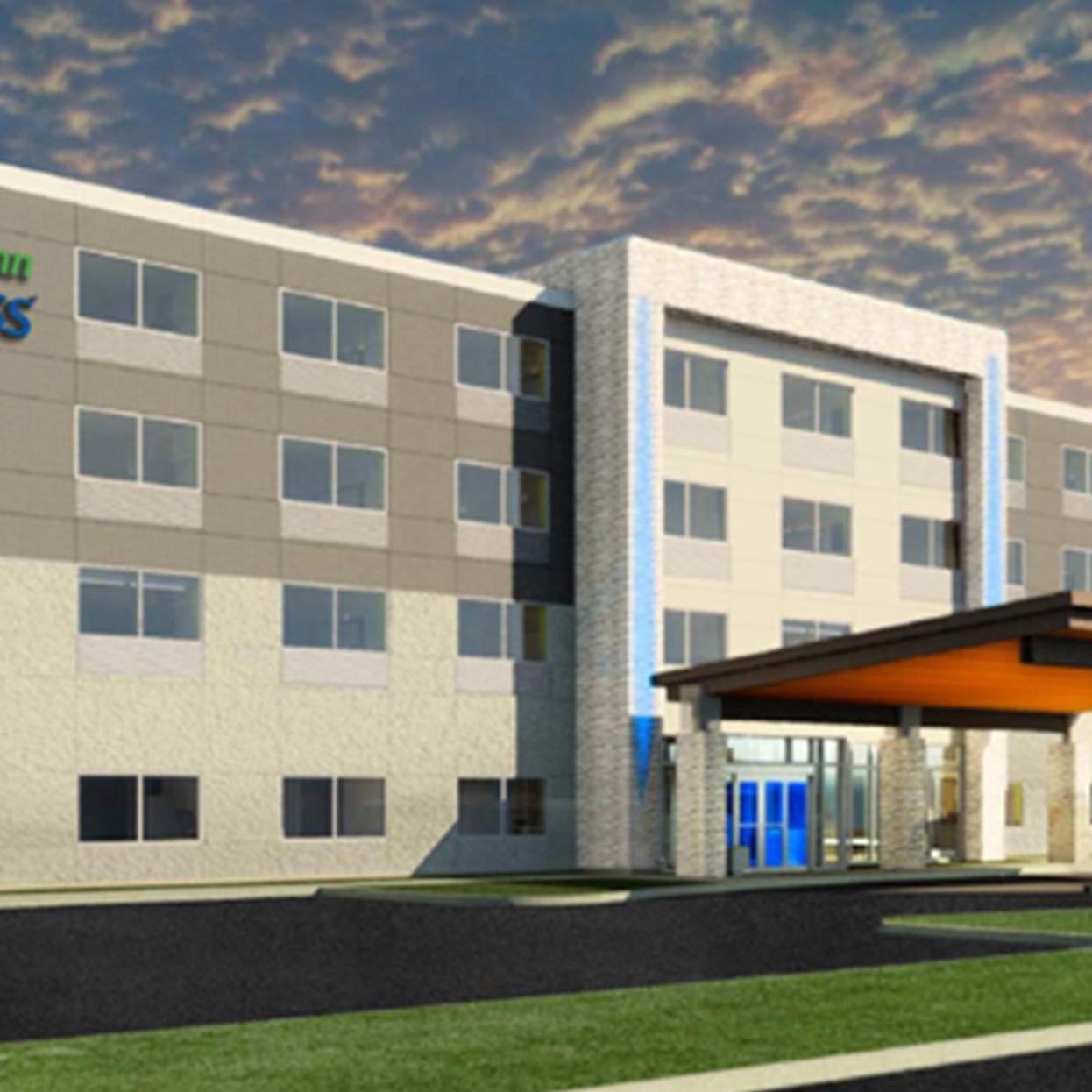 2G Holiday Inn set for Bradley   Business, Finance
