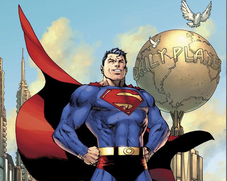 COMICS-SUPERMAN