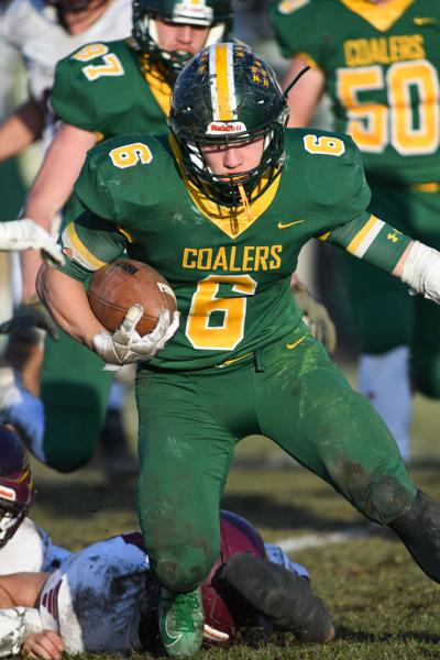 FOOTBALL: Coal City leads the way with eight All-ICE selections
