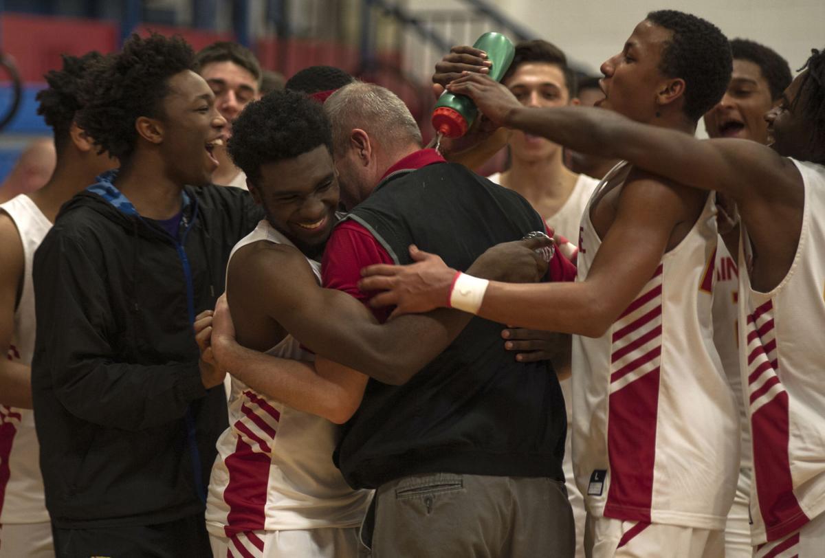 St.Anne/Dwight Boys Basketball