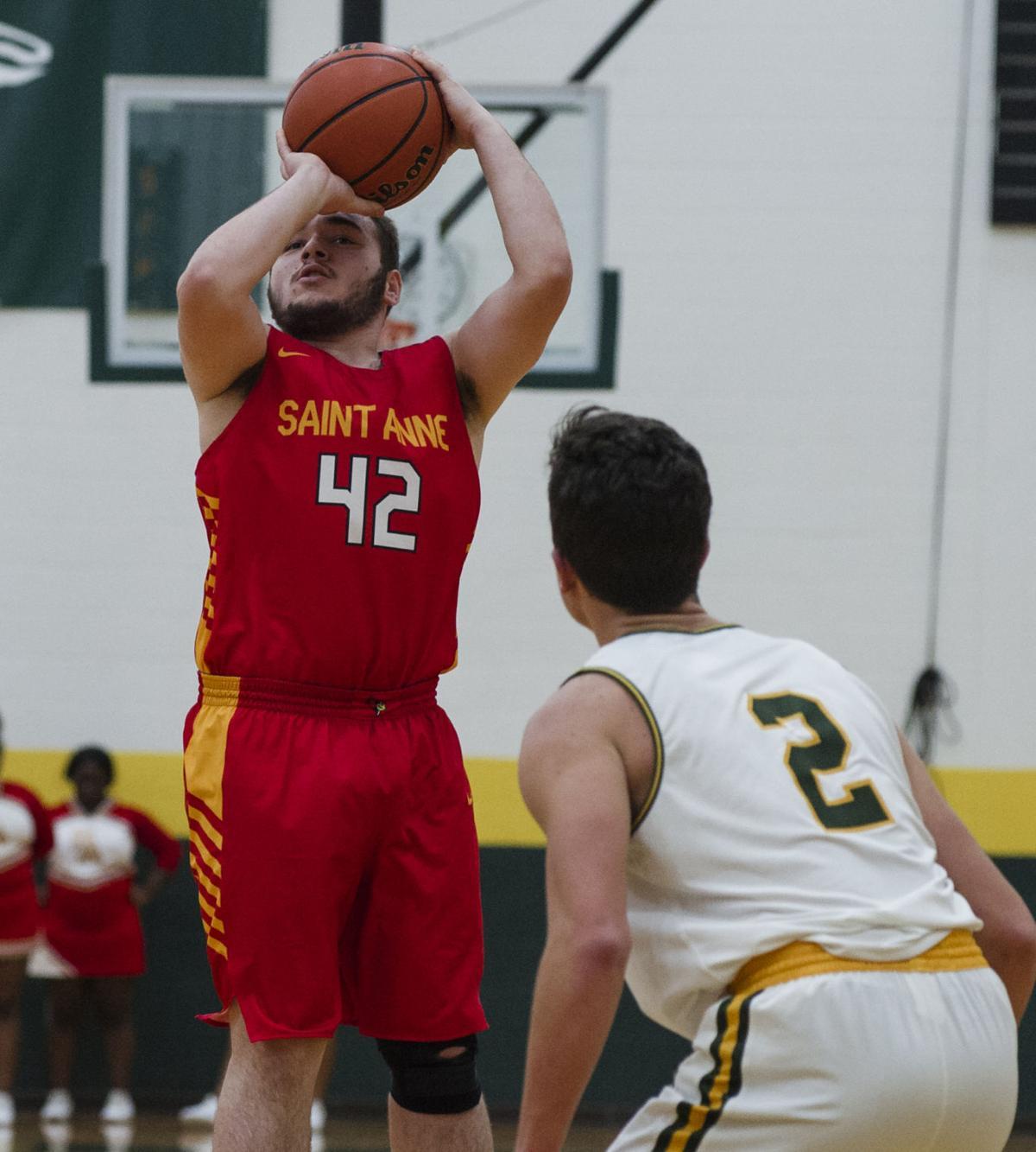 St. Anne vs Grant Park Boys Basketball