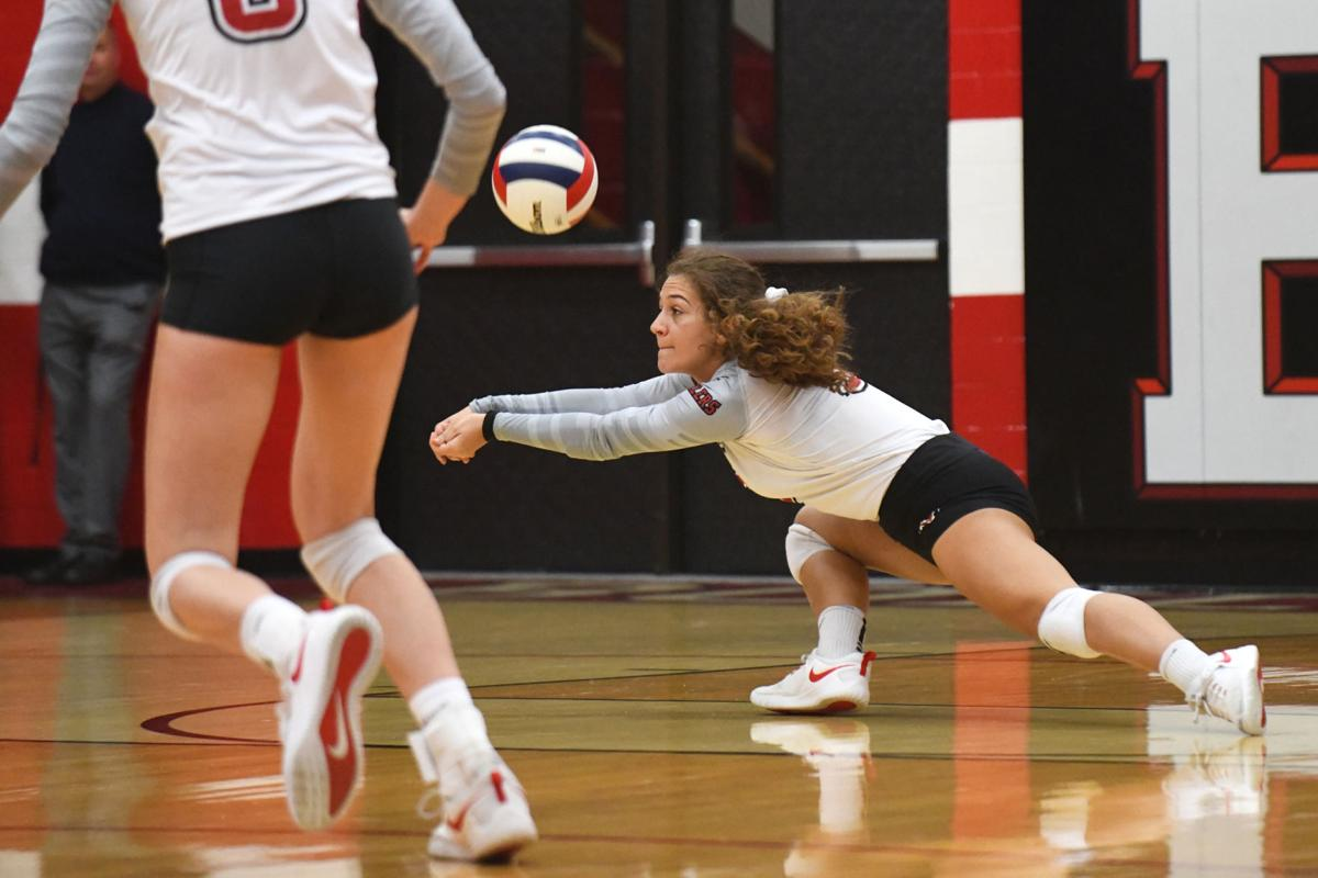 Volleyball Boilers Season Ended By Lincoln Way East