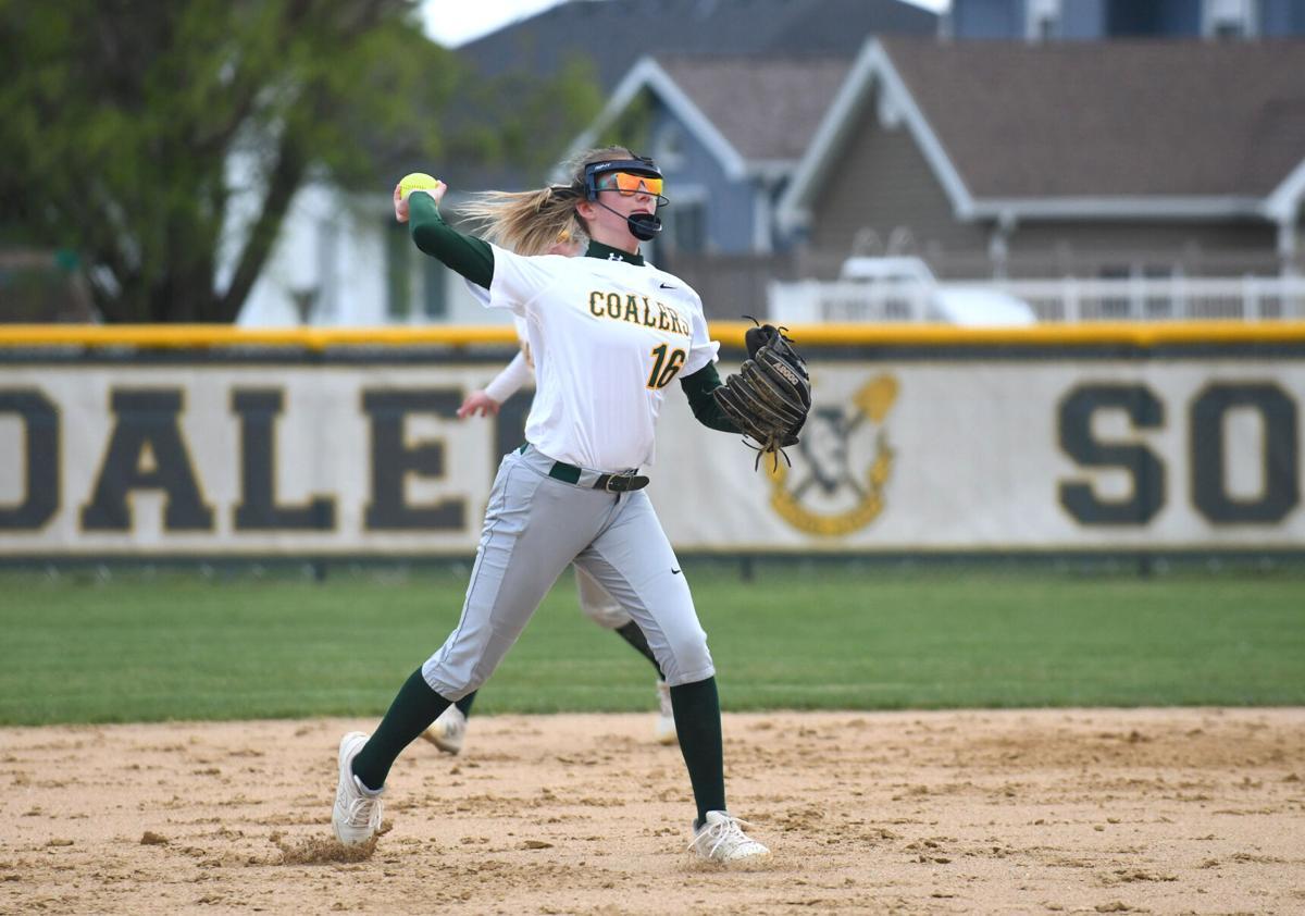 Softball: Coal City hosts Reed-Custer