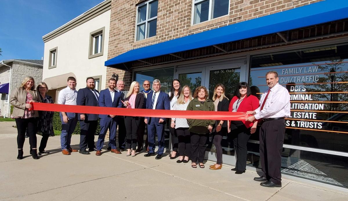 New law office opens in Manteno
