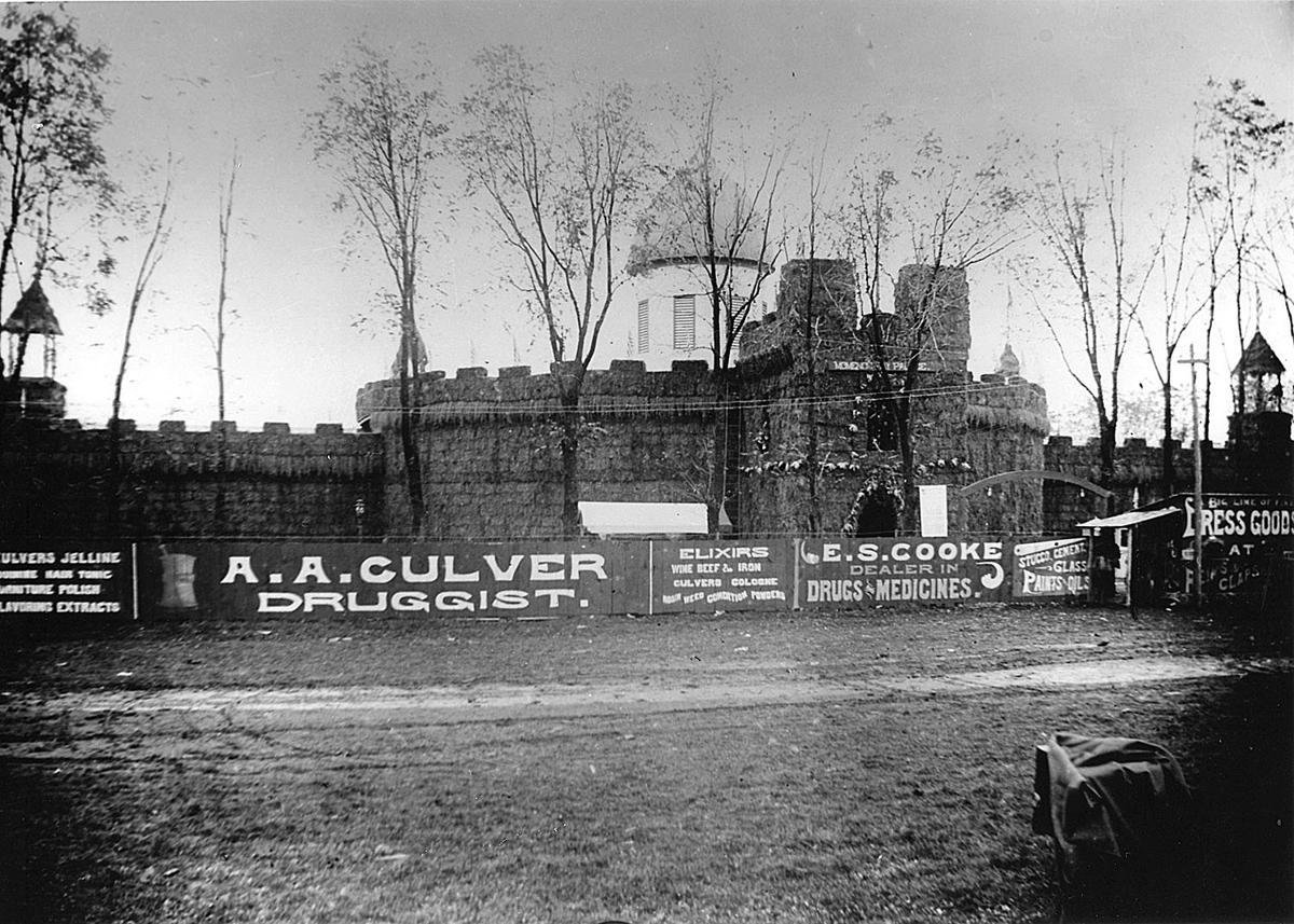 Hay palace 1890