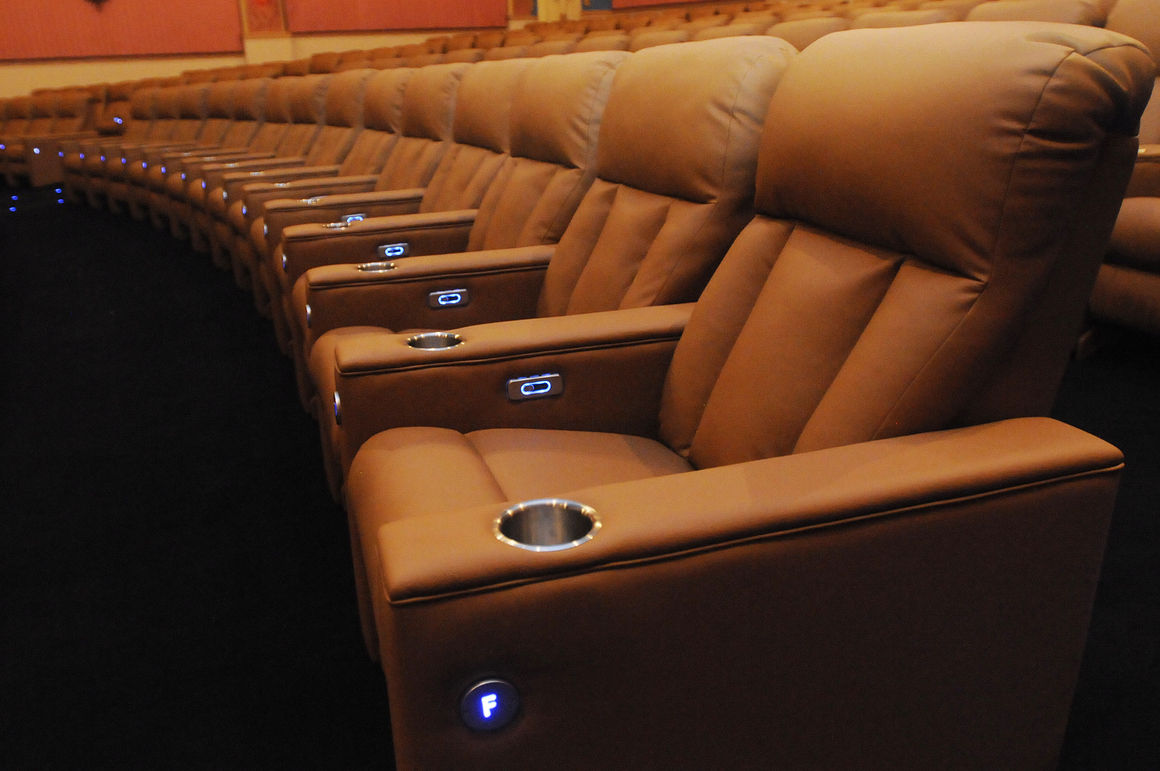 Paramount gets new reclining seats & Paramount gets new reclining seats | Local News | daily-journal.com islam-shia.org