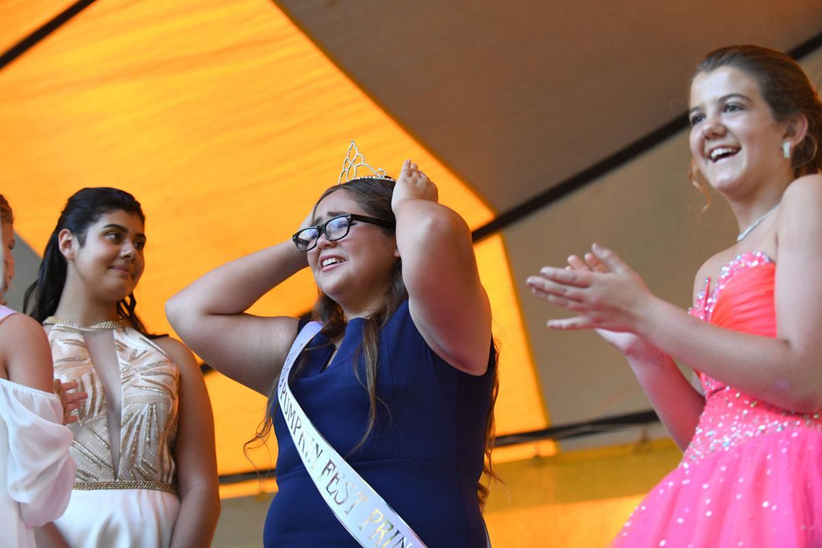 Princess of Pumpkin Fest