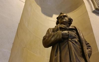 Review of state monuments, statues begins at Statehouse