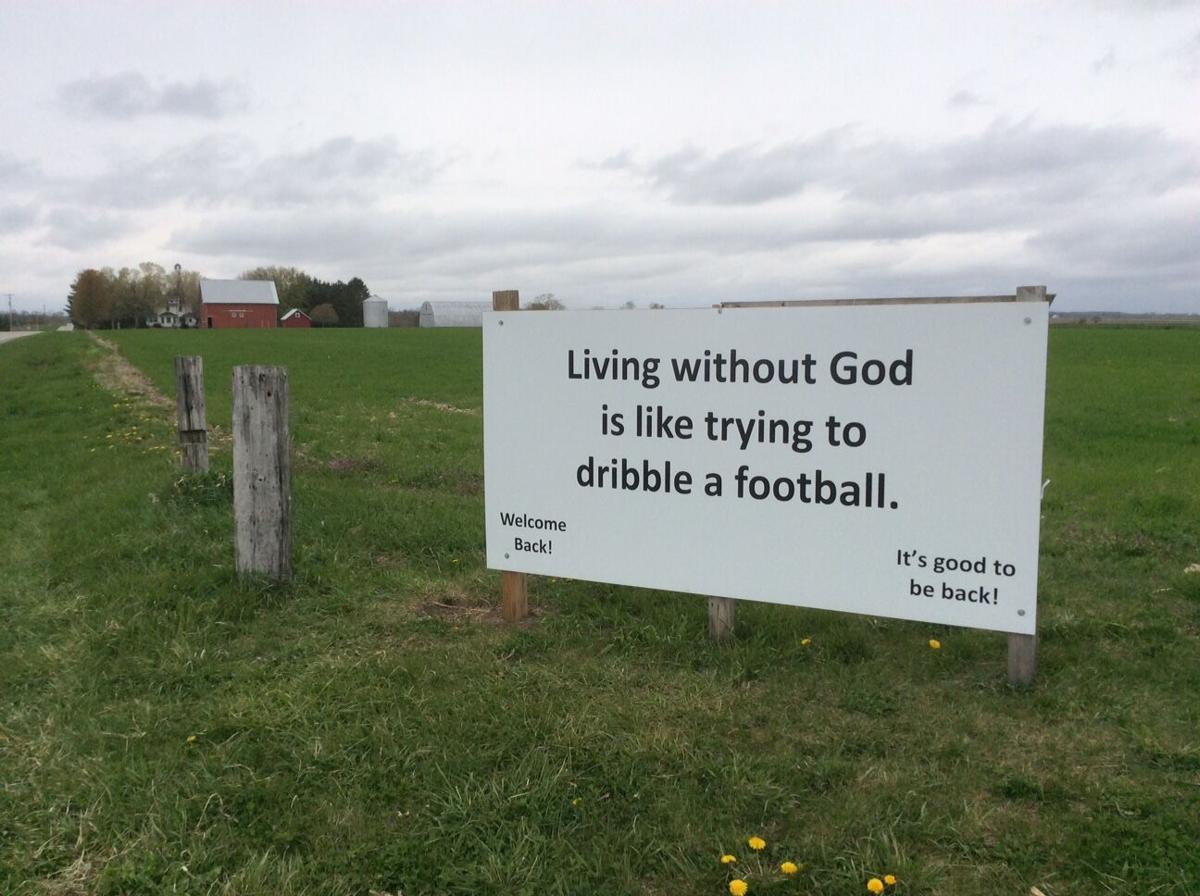 Beloved signs make return