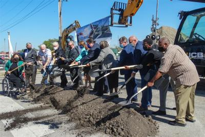 Springfield transportation hub to relieve rail congestion