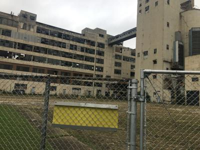 General Foods Haunted Factory