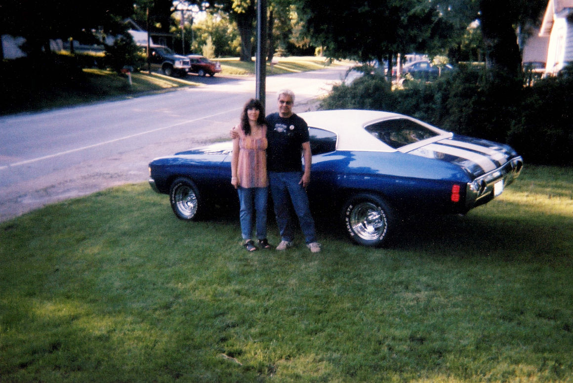 Building relationships while rebuilding a muscle car | Local News ...