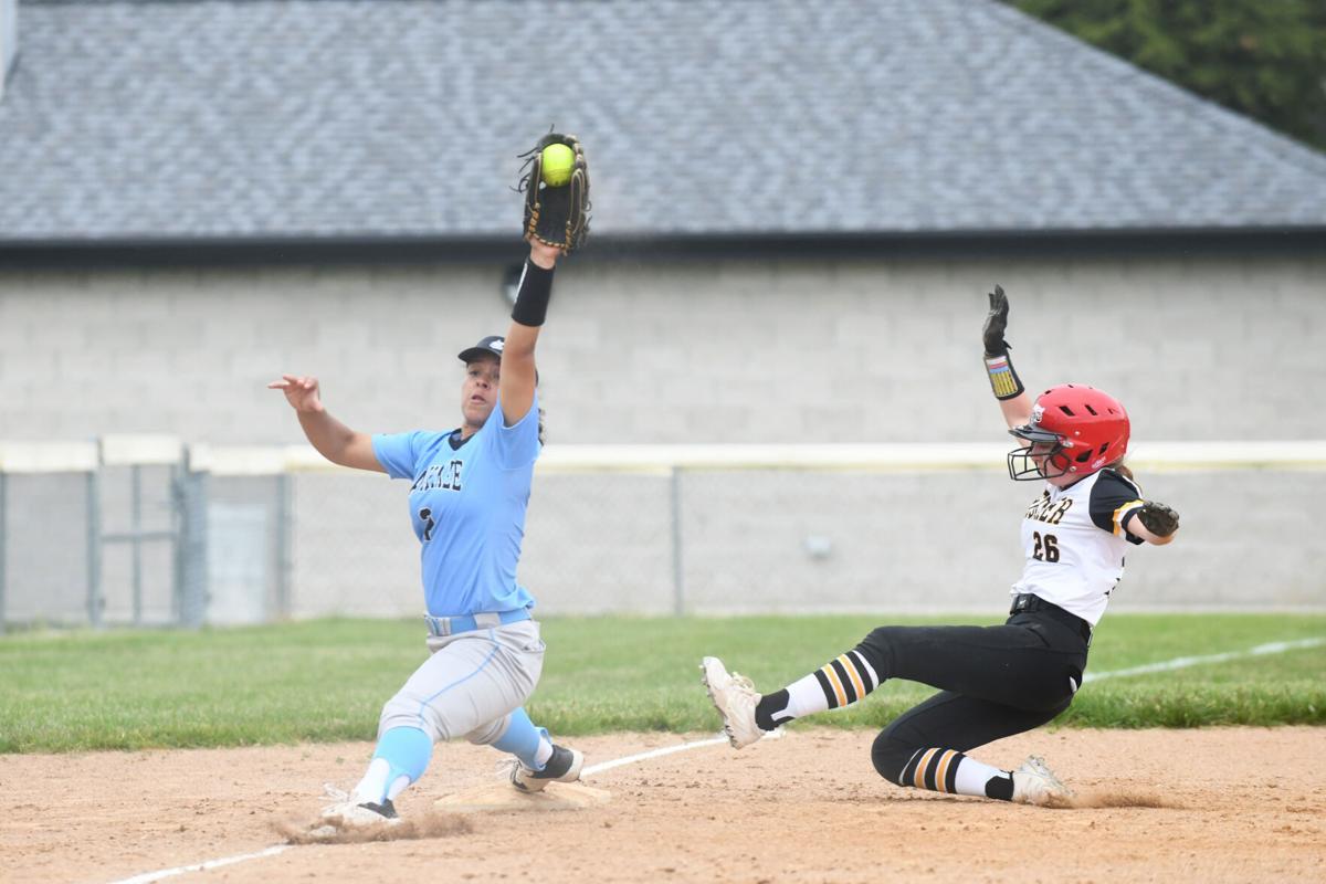 Softball: Herscher hosts Kankakee