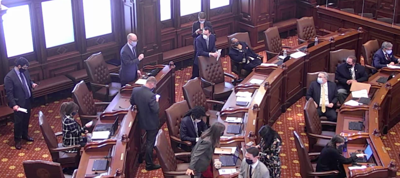 Lawmakers pass compromise bill on pretrial interest in personal injury cases