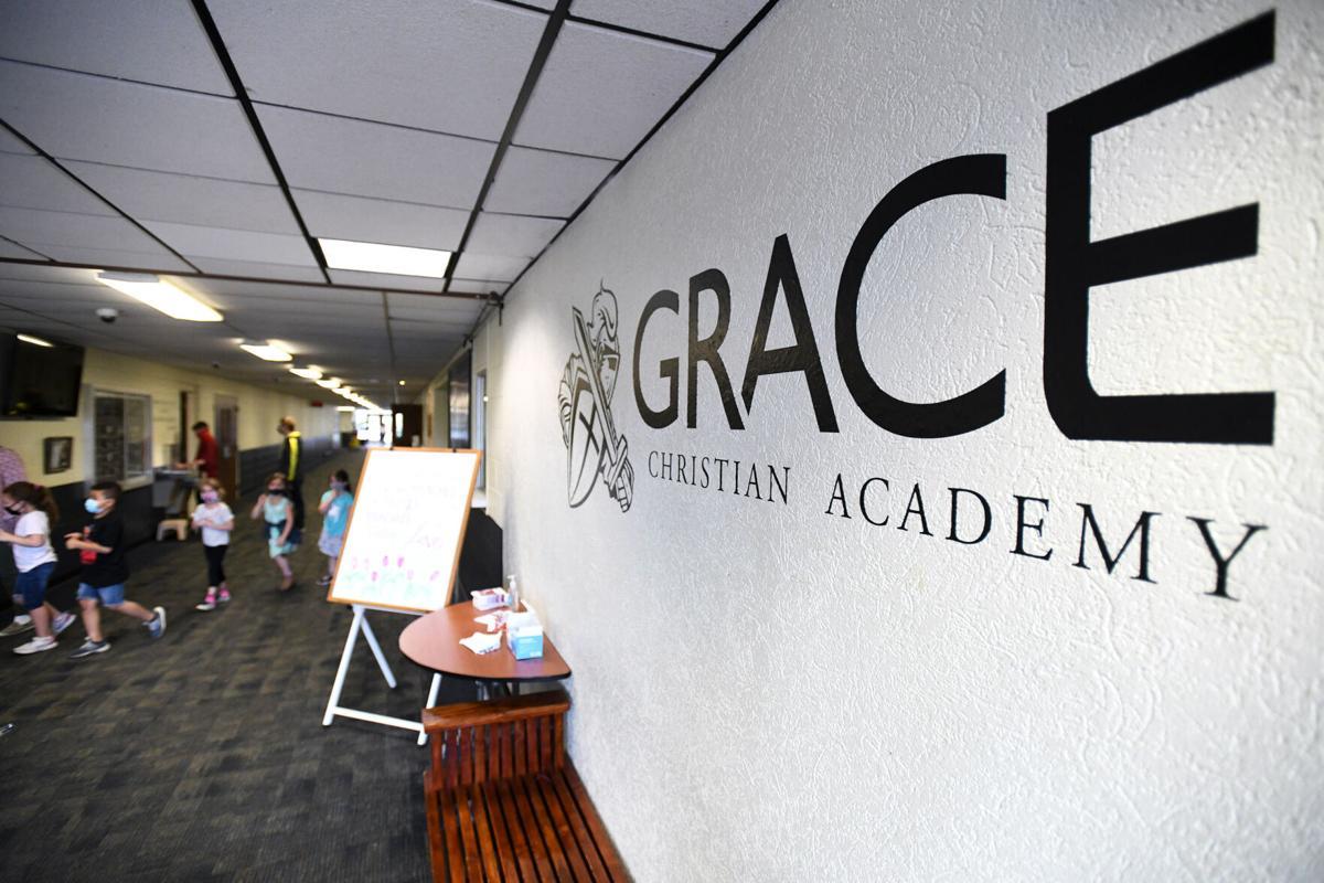 Progress II: Grace Christian Academy