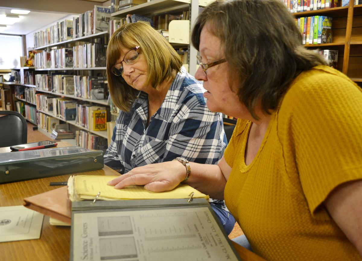 Grant Park Public Library celebrates 100th anniversary