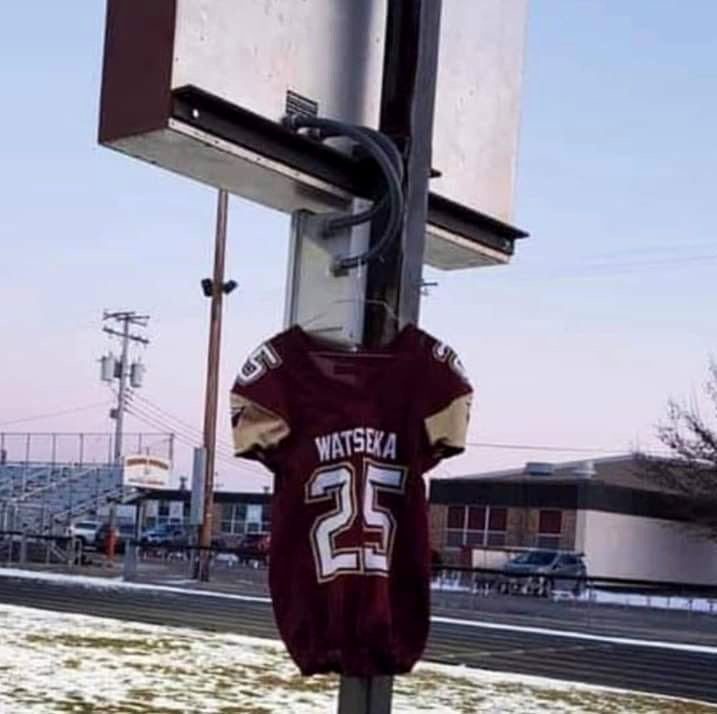 Bryce Denoyer jersey