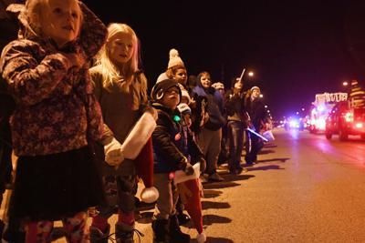 Bradley Christmas Parade