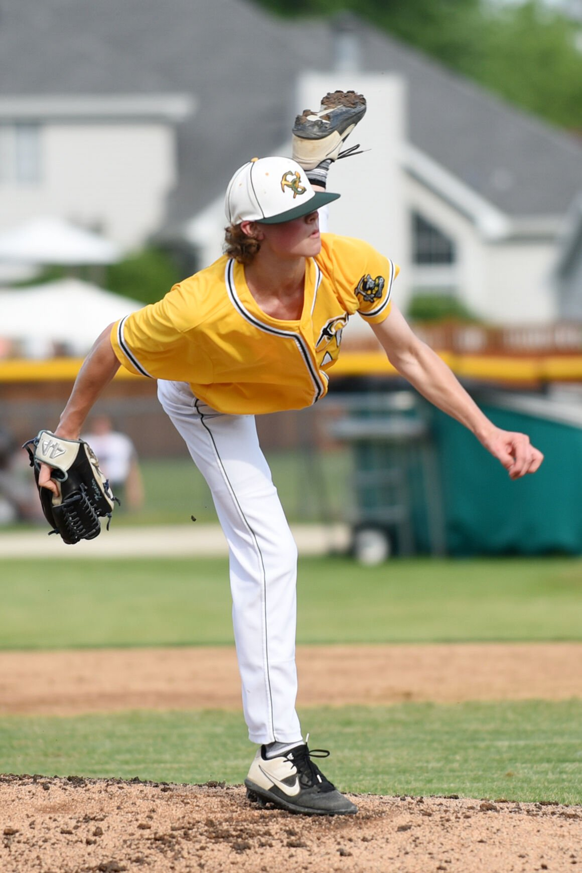 BASEBALL: Coal City can't recover from early woes in sectional championship