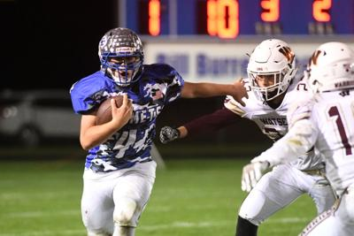 Vermilion Valley Conference football