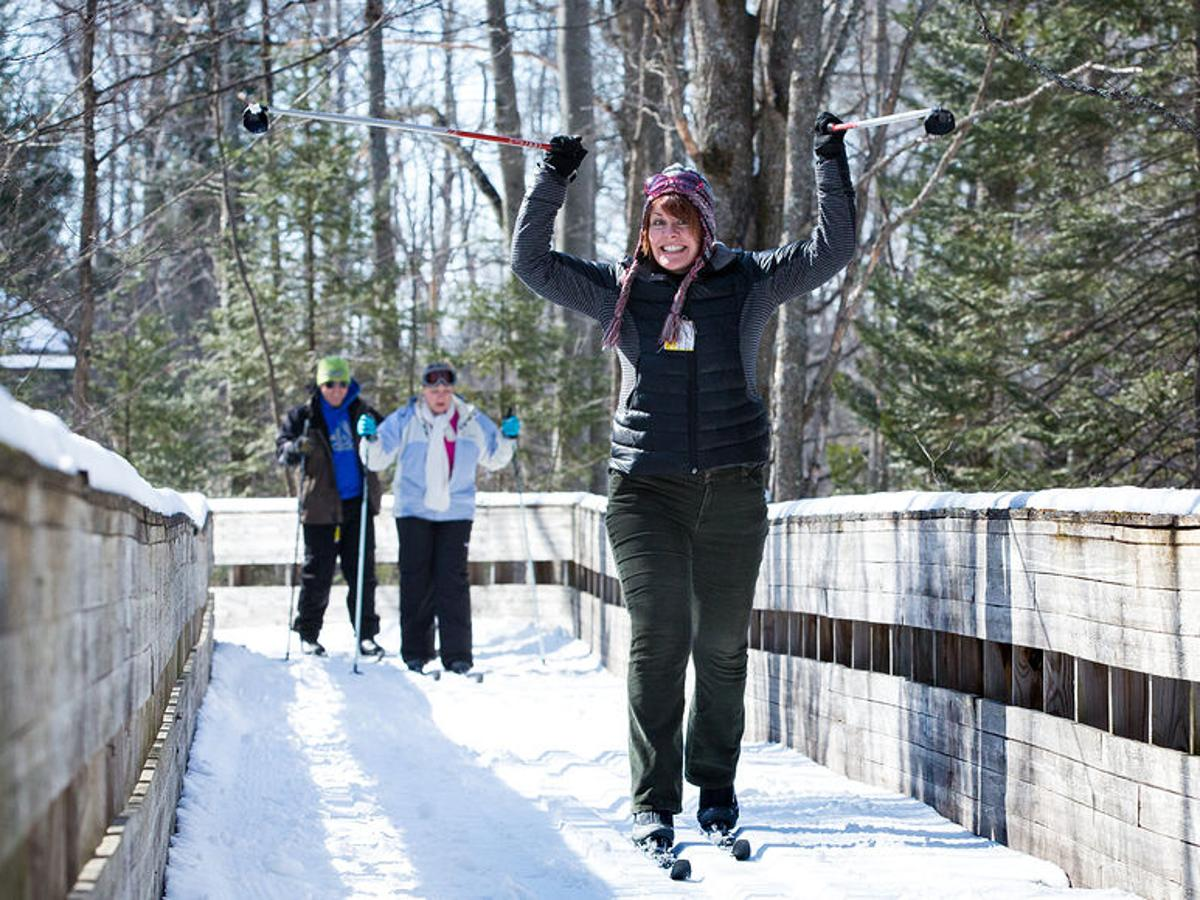 Gaylord Celebrates Winter With A Heaping Helping Of Snow Travel Getaways Daily Journal Com