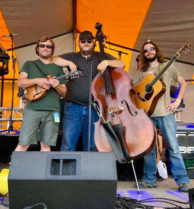 Bluegrass band hits the stage in Kankakee