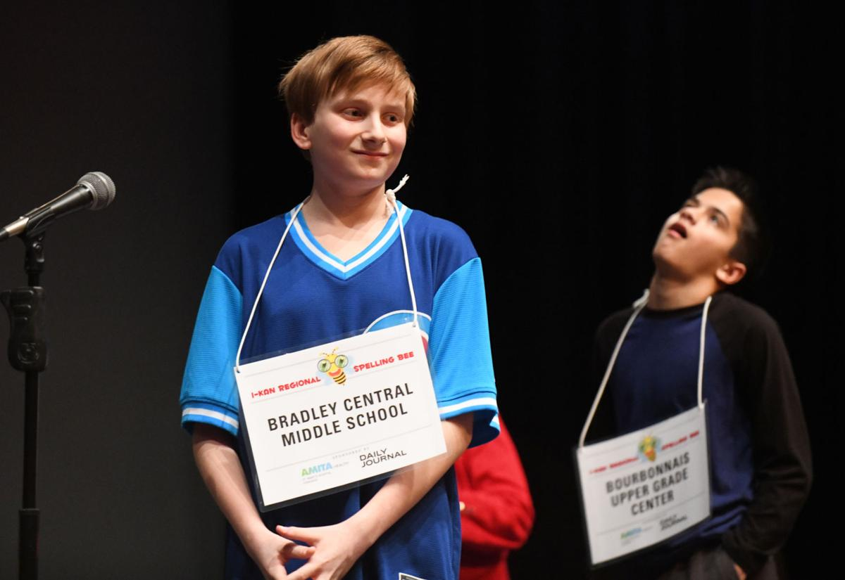 Bradley 6th grader participates in Scripps National Spelling Bee