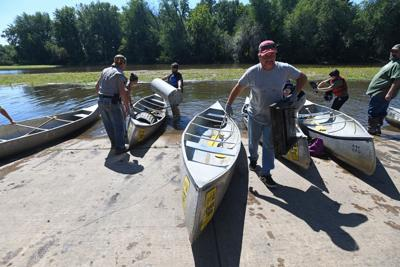 36th Annual NIAA Kankakee and Iroquois River Clean Up