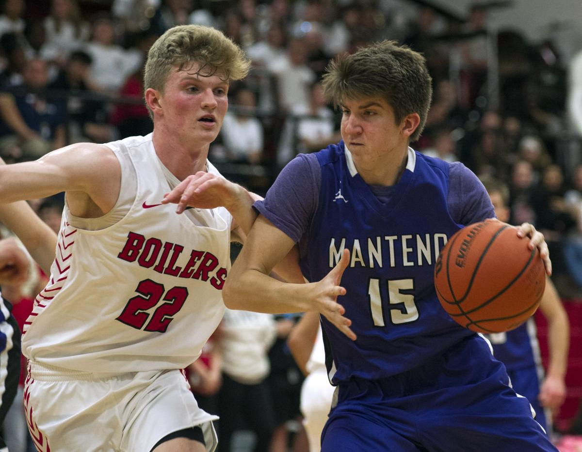 BBCHS/Manteno Boys Basketball