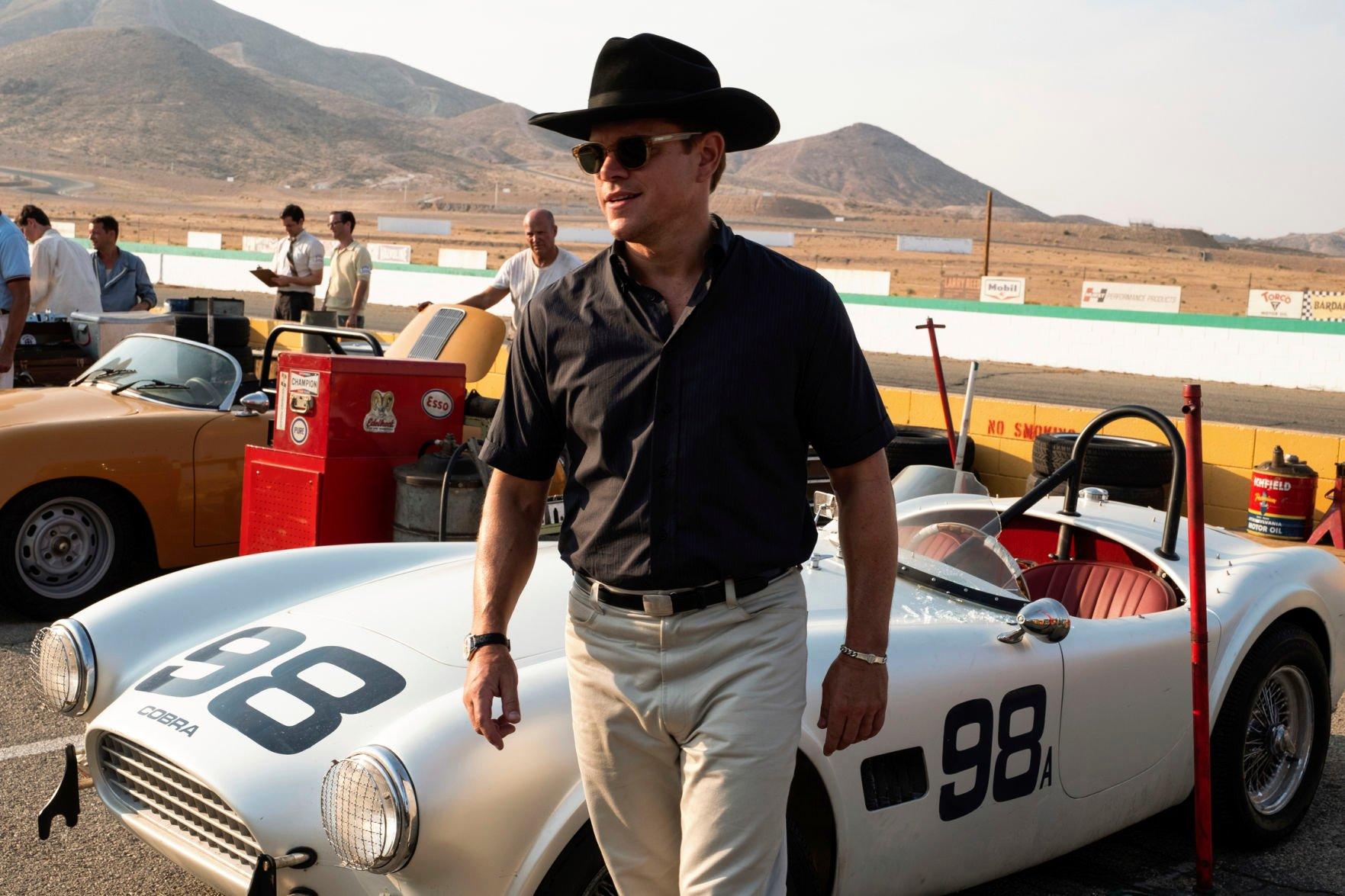 Ford V Ferrari Is More Than Car Racing Movie Arts Entertainment Daily Journal Com