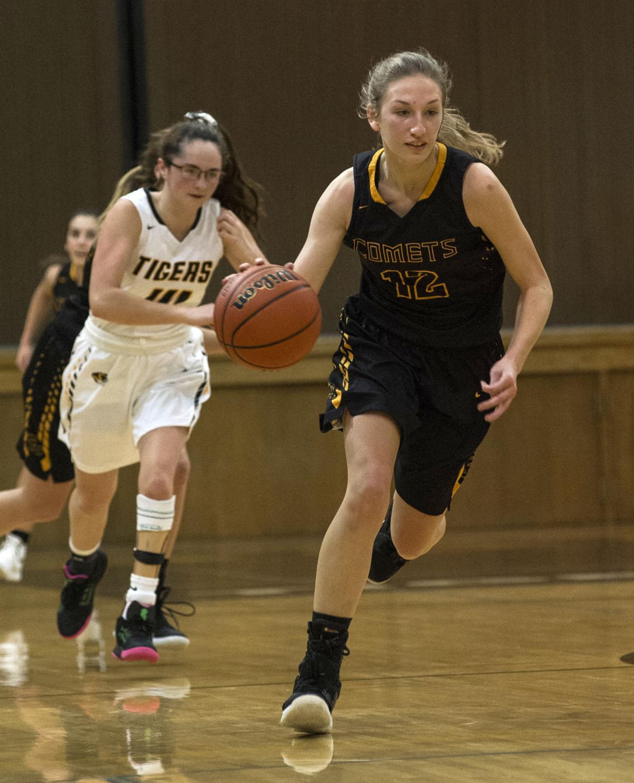 Herscher/ReedCuster Girls Basketball