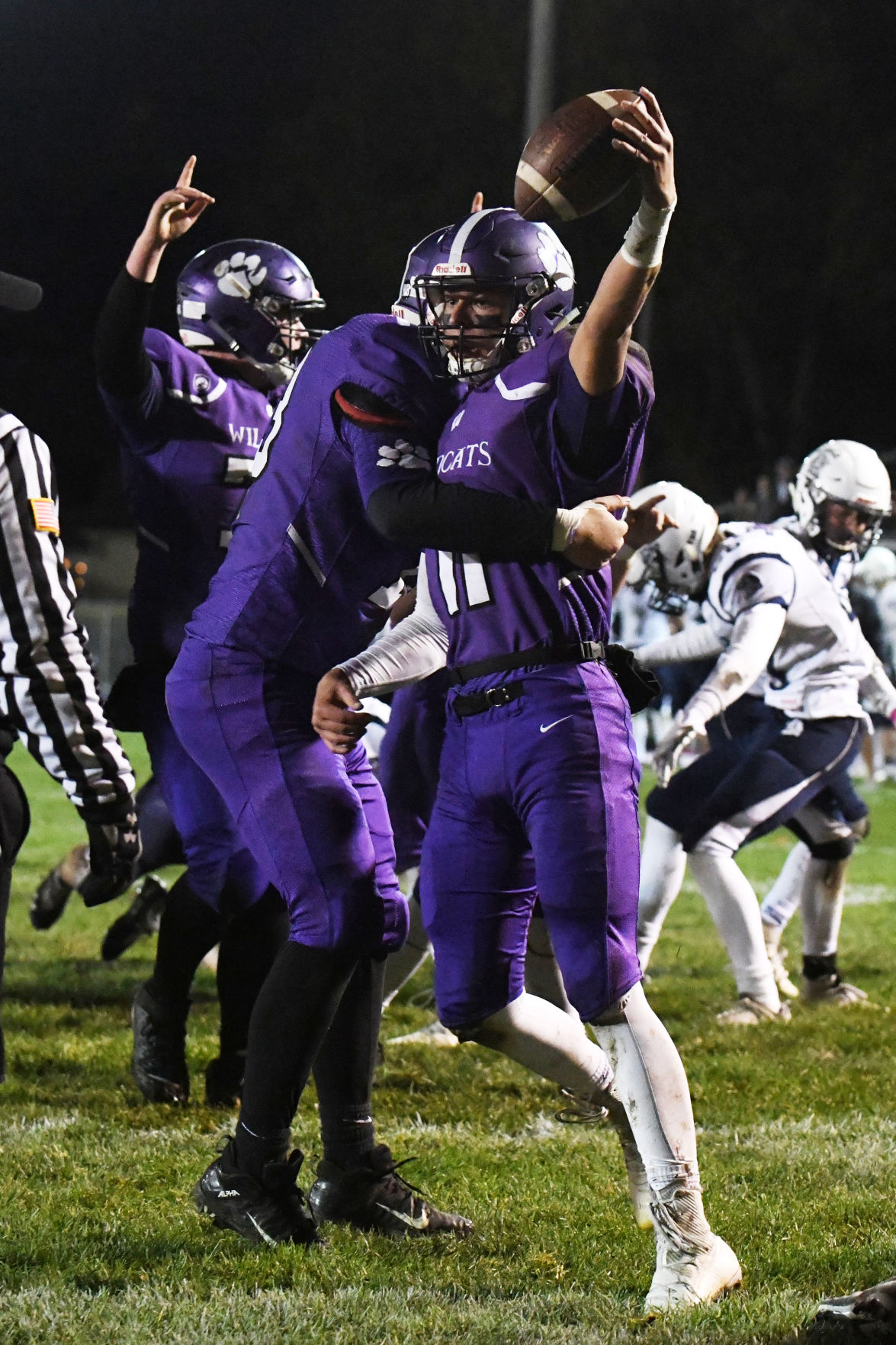 FOOTBALL: Week two playoff capsules