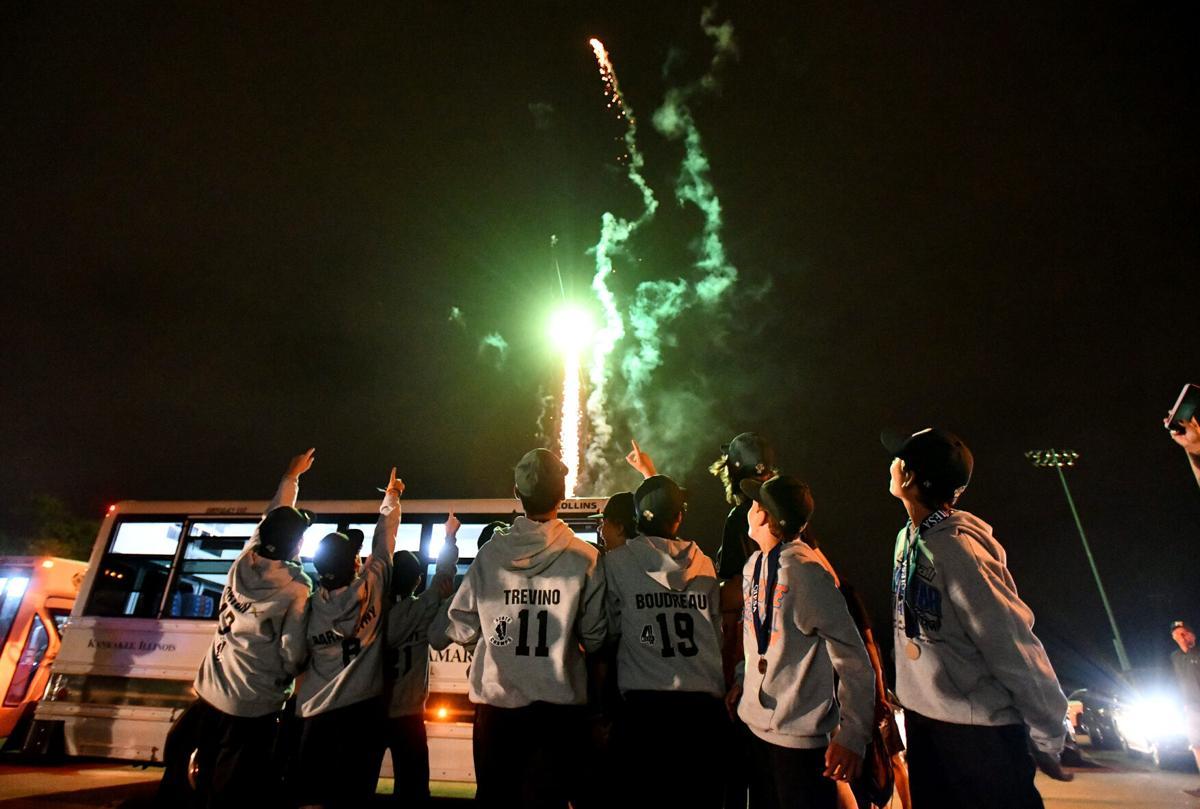 Bishop Mac baseball wins state title