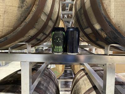 Dark Secret 2020 from Brickstone Brewery