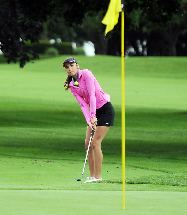 Pin By Sarah Anderson On Real Estate: Girls High School Golf: Reed-Custer's Maddox Wins The