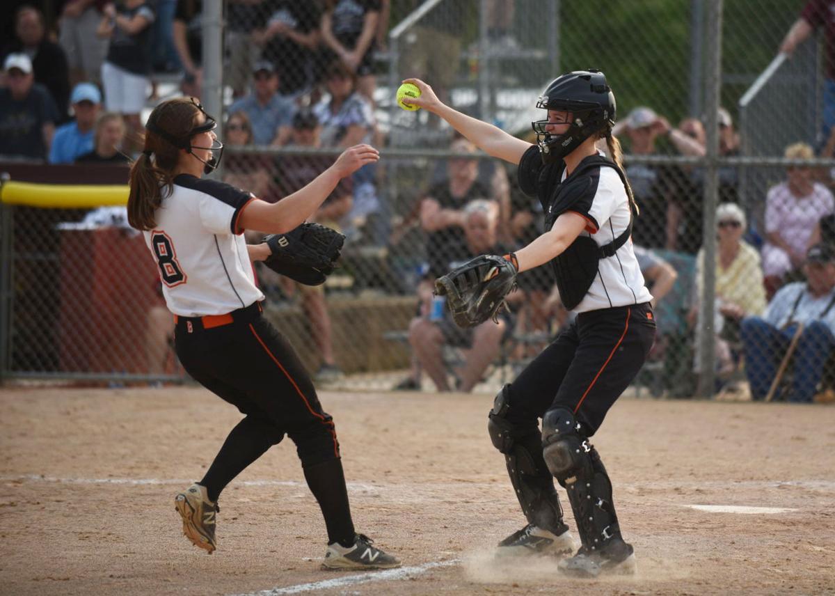 Beecher softball headed to third-straight championship game