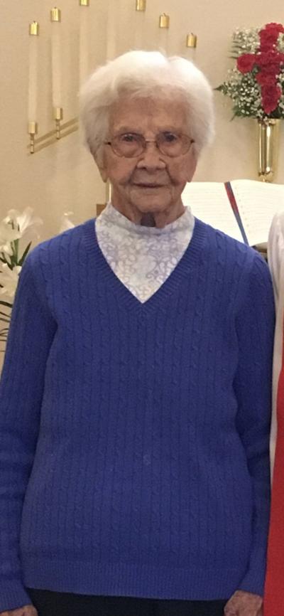 Kunce 95th Birthday
