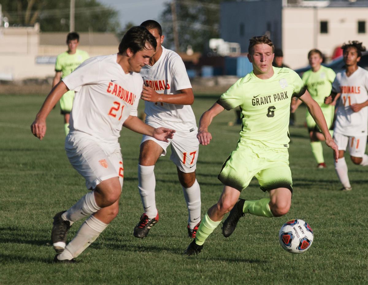 St. Anne vs Grant Park Soccer