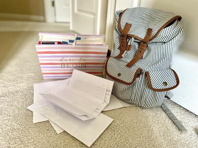 Back-to-school paperwork clutter