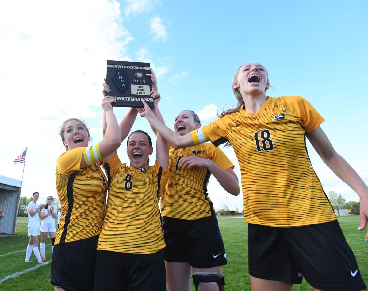 Class 1A Herscher Regional girls soccer: Herscher bests Beecher