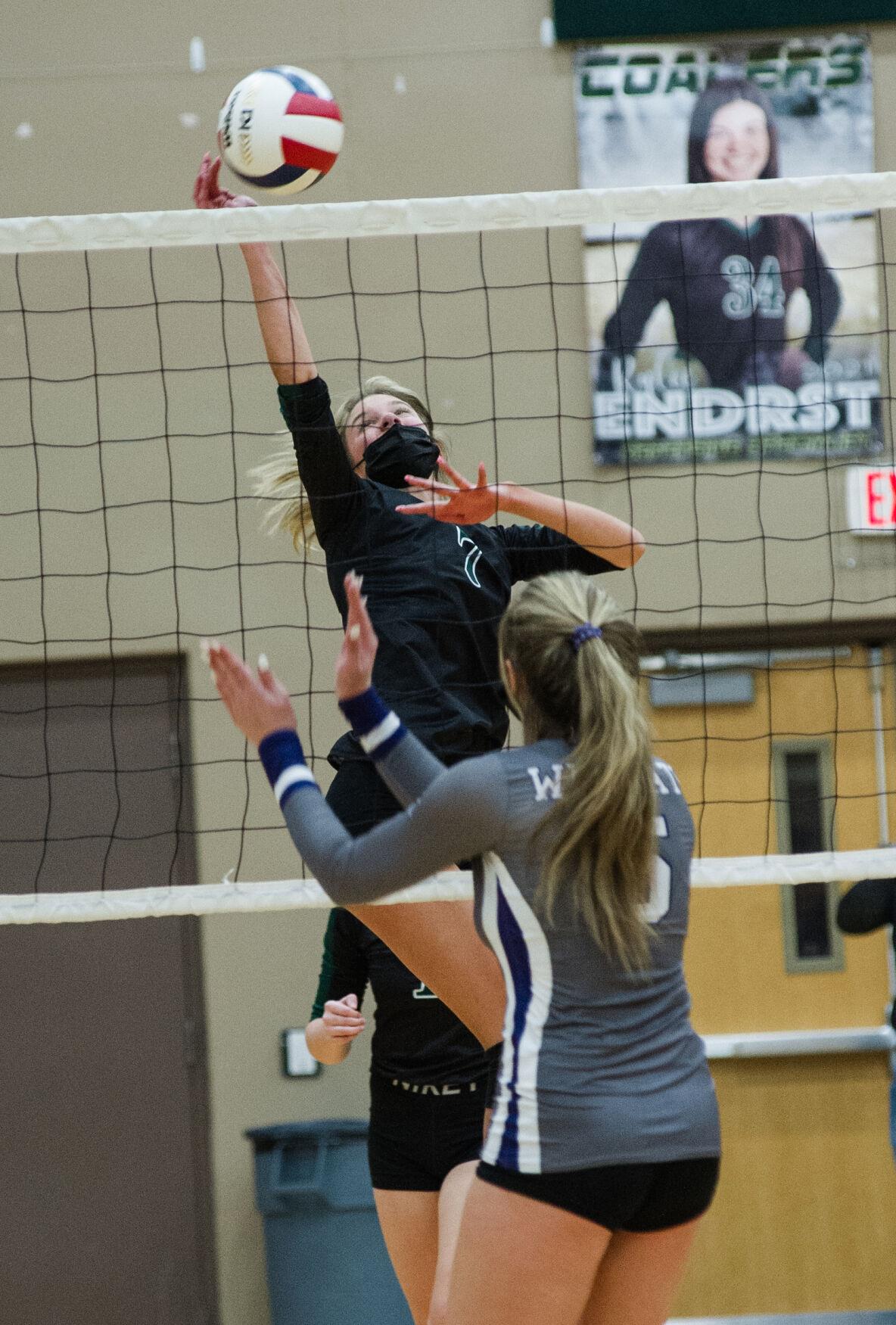 Coal City/Wilmington Volleyball