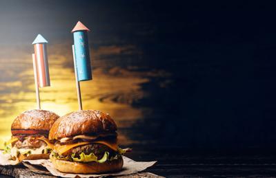 Cheesburger & Fireworks