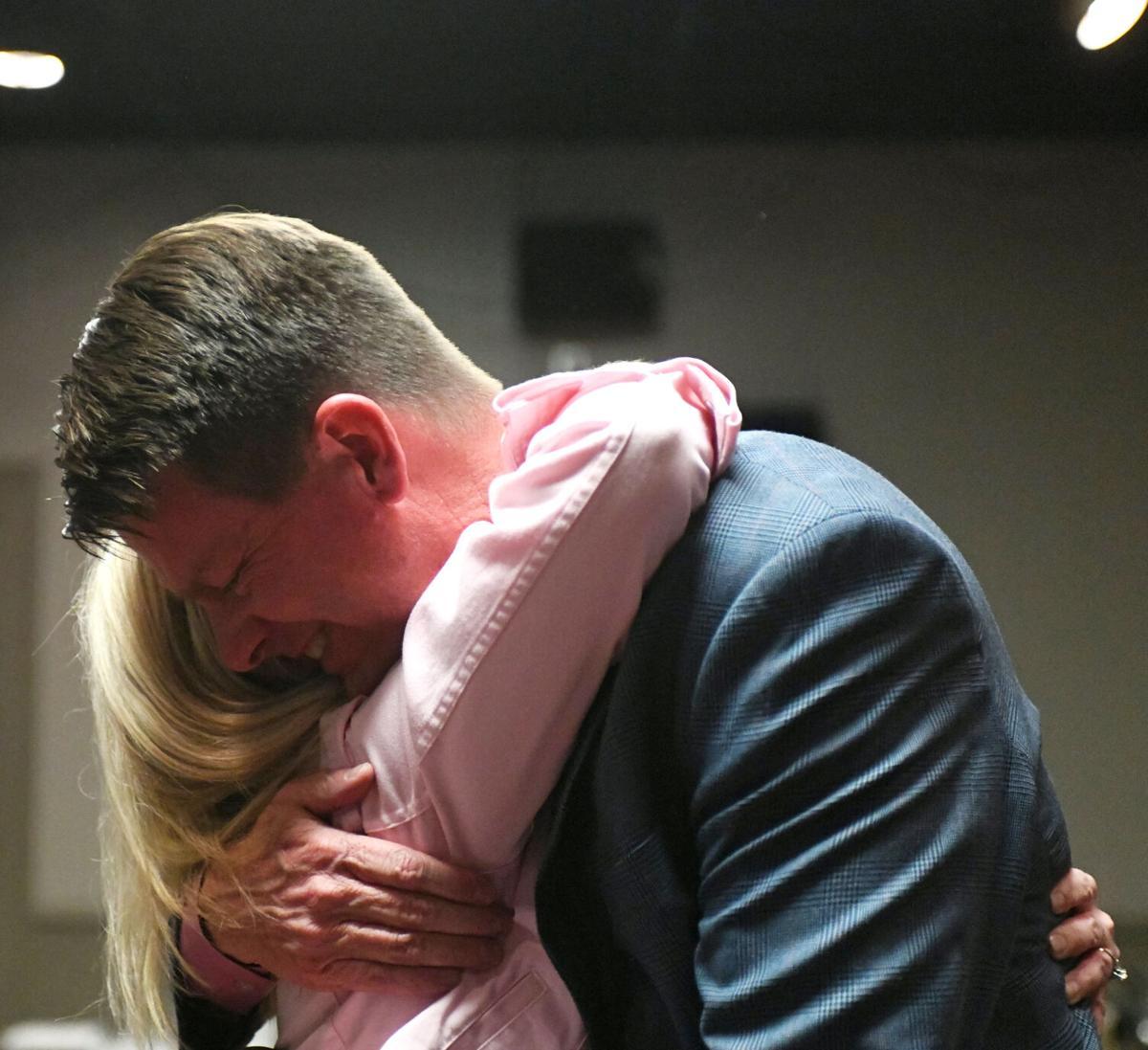 Kankakee mayoral winner Chris Curtis