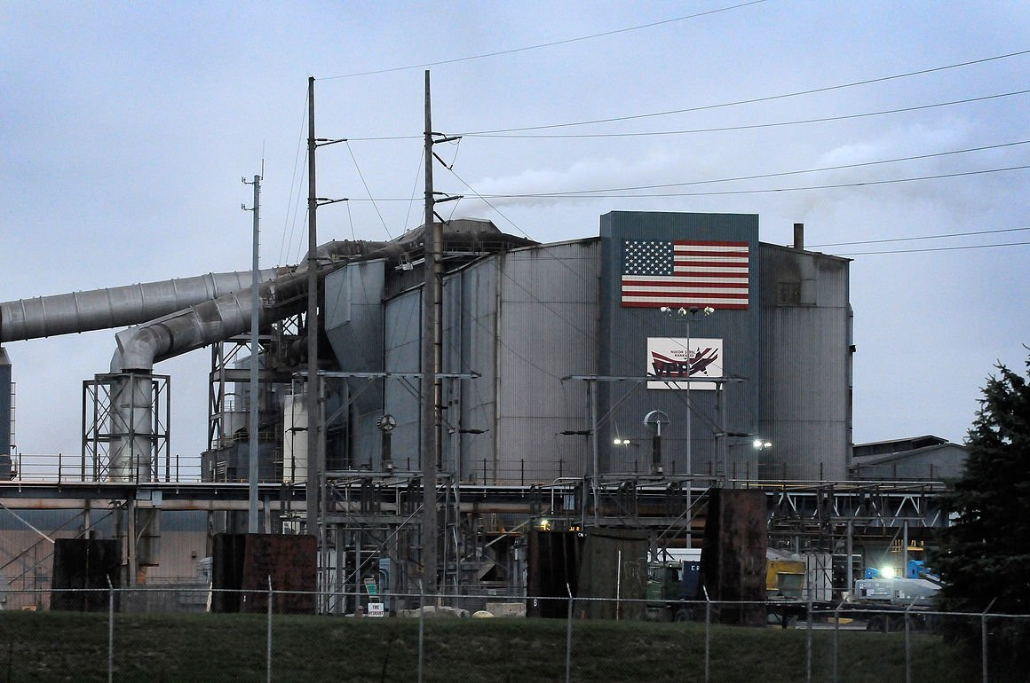 2020 Progress: Nucor Steel