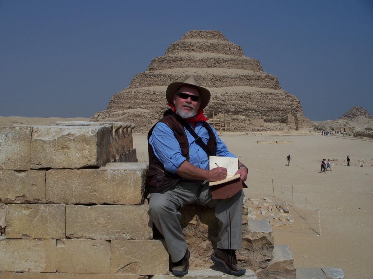 "Glen S. ""Rocky"" Brougham pyramid pic"